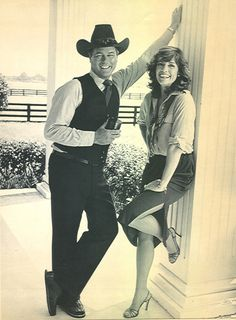 611bfa8a1 21 Best J.R and Sue Ellen Ewing ❤ images | Nu'est jr, Linda gray ...