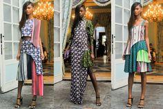 Day 3 GTBank Lagos Fashion & Design Week 2014,Lisa Folawiyo Present  Her Collection