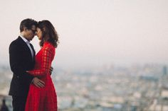 Parisian Engagement Shoot from Alessandro and Veronica Roncaglione