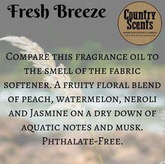 Fresh Breeze Scent
