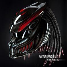 Predator Helmet (original) More variants: www.nitrinos.ru