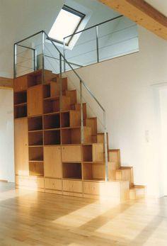 samba treppe auf zum neuem hochbett pinterest erste eigene wohnung hochbetten und neuer. Black Bedroom Furniture Sets. Home Design Ideas