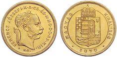 Franz Joseph I (1830-1916), Hungary, Ducat, 1870, KB.