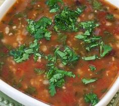 Slow cooker vegetable soup.Slow cooking provides subtle tastes for this simple to cook vegetable soup.