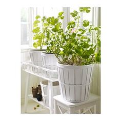 IKEA - LANTLIV, Plant stand, A plant stand makes it possible to decorate with plants everywhere in the home.