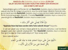 Rasûlüllâh ﷺ'e En Çok Salât Okuyan Kişi Olmak İçin Okunacak Salavat - Cübbeli Ahmet Hoca'dan Dua ve Zikirler