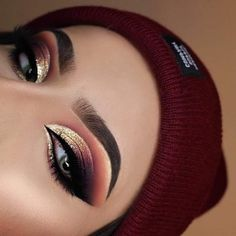 Gorgeous Makeup: Tips and Tricks With Eye Makeup and Eyeshadow – Makeup Design Ideas Makeup Eye Looks, Cute Makeup, Glam Makeup, Gorgeous Makeup, Skin Makeup, Eyeshadow Makeup, Makeup Inspo, Makeup Inspiration, Eyeshadow Palette