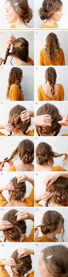 15 tutoriels coiffure a essayer absolument – Astuces de filles
