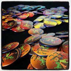 Chapas personalizadas con diferentes diseños.#Badges #Chapas #Buttons, www.chapea.com