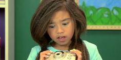 """Who's ready for an """"old-time selfie""""?  In the latest Kids React episode, comedy duo The Fine Bros. present a group of kids with point-and-shoot cameras. Overall, the kids are not too impressed with the clunky gadget, the film they have to..."""