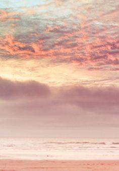 Pretty pastel panorama