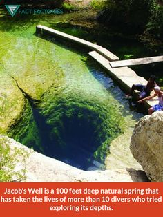 Jacob's Well deaths