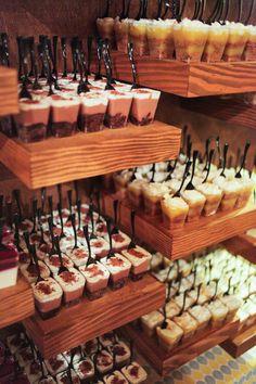 very cool mini dessert display...loveindustrial-la-wedding20121202_62