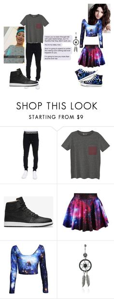 """""""Dating Jacob Sartorius"""" by the-weird-one-lexi ❤ liked on Polyvore featuring Balmain, MANGO MAN, NIKE, Converse, cute, adorable, couple and jacobsartorius"""