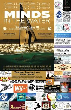 Check out our newest blog post!    Minds in the Water is a feature-length documentary film following the quest of professional surfer and Billabong team rider Dave Rastovich and his friends to protect dolphins, whales and the oceans they all share.  #MindsInTheWater #Billabong #DaveRastovich #MermaidOfTheSea #SurfersForCetaceans #CharlieFasano #Wyland