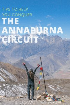 Tips to help you conquer the Annapurna Circuit