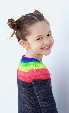 b97d24decbf Want a matching grown-up-sweater  Check out the Right as Rainbow.