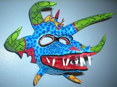 How to create and design your own vejigante mask (Varios videos demostrativos)
