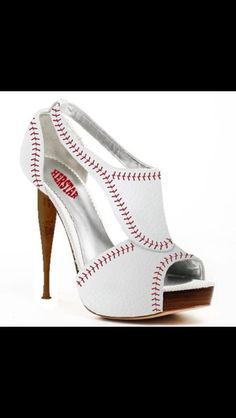 I would so wear these to Corbins games!