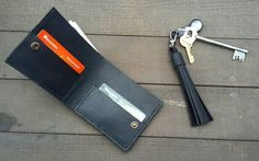 Handmade leather wallet 20$