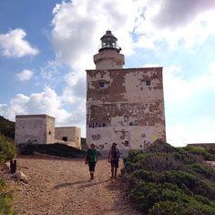 Il #Faro di Punta #Libeccio #Marettimo