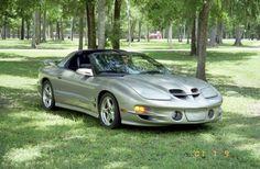 2000 Pontiac Trans Am WS6 Ram Air........sigh.
