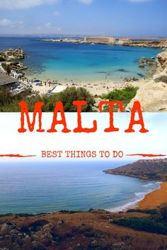Things to do in Malta | Malta Travel | Malta Attractions | Valletta | Gozo Island | Comino Island | Must see places in Malta | Marsaxlokk Fishing Village| Blue Lagoon Malta | Mdina | Rabat - The island country of Malta in the Mediterranean Sea is a treasure trove of astounding history, spectacular natural sites, beaches, and loads of leisure activities.