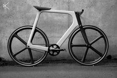 KEIM lance le vélo en bois ARVAK