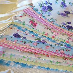 Fabric bunting #wedding fete country floral vintage #shabby chic #10ft/20ft/40ft,  View more on the LINK: 	http://www.zeppy.io/product/gb/2/271480827377/