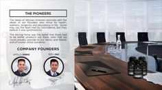 Allysian Sciences Introduction with COO Ved Nikolic Science, Meet The Team, Coincidences, Improve Yourself, Blog, Presentation, Trials, Videos, Interview