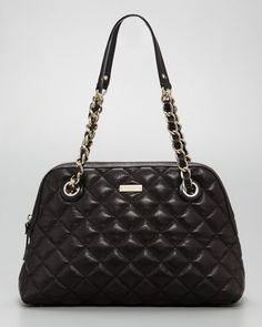 My new Kate Spade quilted bag.