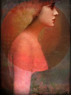 """""""Portrait Graphic/Illustration by Catrin Welz-Stein posters, art prints, canvas prints, greeting cards or gallery prints. Find more Graphic/Illustration art prints and posters in the ARTFLAKES . Wassily Kandinsky, Photoshop, Digital Image, Digital Art, Digital Collage, Illustrator, Creation Photo, Art Plastique, Pantone Color"""