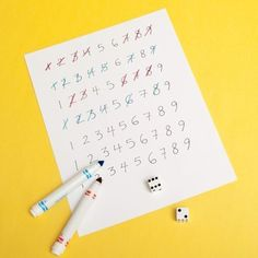 Toddlers Party Game : Cut The Counting