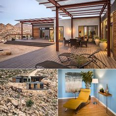 Joshua Tree Prefab House Tour