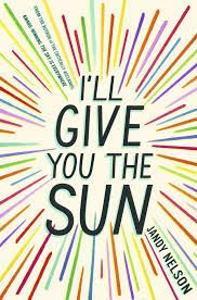 BookWormin' : I'll Give You the Sun by Jandy Nelson