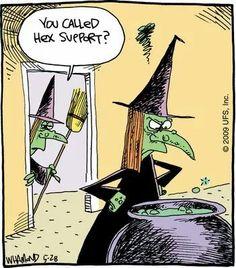 Funny Halloween Cartoon