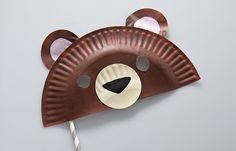 DIY Bear Halloween Mask - Holidays Tips & Advice | mom.me