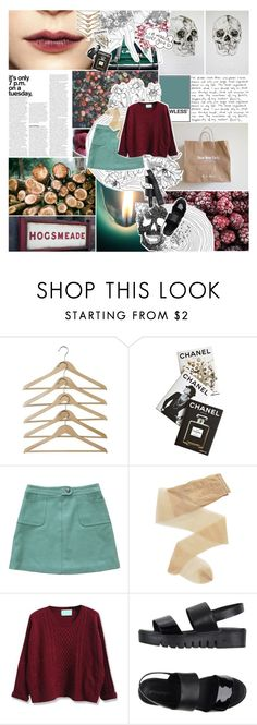 """""""Untitled #13"""" by cats-and-coffee ❤ liked on Polyvore featuring Aime, Acne Studios, Assouline Publishing, Paul & Joe, Fogal, Jeffrey Campbell, women's clothing, women, female and woman"""