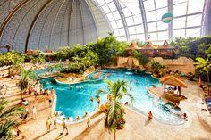 Tropischer Badespaß mit Unterkunft im 4*-Spreewald Parkhotel Van der Valk! 2 oder 3 Tage ab 69 € | Urlaubsheld.de