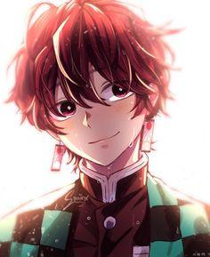 Read Kimetsu No Yaiba / Demon slayer full Manga chapters in English online! Anime Chibi, Kawaii Anime, M Anime, Fanarts Anime, Otaku Anime, Anime Characters, Anime Fan Art, Anime Angel, Anime Boys
