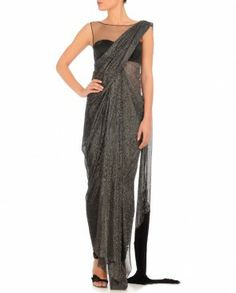Black Sheer Long Kurta Tarun Tahiliani, Harem Pants, Shopping, Collection, Black, Style, Fashion, Moda, Black People