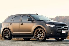 2008 ford edge accessories - Google Search