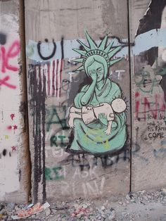 DSC00471 on Flickr. #streetart pretty powerful no words needed