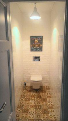 Наш белый туалет (не без косяков))) от пользователя «olya1909» на Babyblog.ru