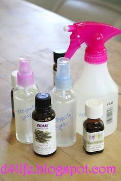 Do you want to stay away from all the toxins in conventional mosquito sprays? If so this Natural home made mosquito spray is for you.