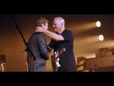 "David Gilmour & David Bowie - ""Comfortably Numb""  Live"
