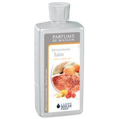 Een aangename zoete fruitige geur van warme appeltaart. Een heerlijke en unieke combinatie, een jeugdherinnering.