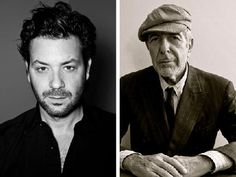 """Adam Cohen, son of Leonard Cohen, says he had no choice but to follow in his father's footsteps: """"I was endlessly encouraged by my destiny to make this music."""""""