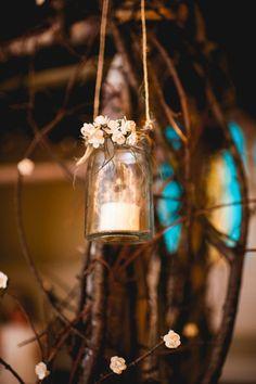 Rustic Elegant Wedding in Seattle | OneWed