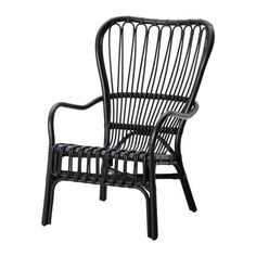 Storsele Chair: Gardenista $119 rattan, can be stacked